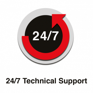 Parksafe Group offer 24/7 technical support for our products
